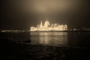 House of parliament by jochniew