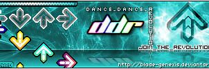 DDR - Mini Banner by Blade-Genexis