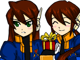 VentxAile +A Gift for Kayla+ by Na-Nami