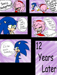 .:A Dozen Years:. Pg. 1 by SonicsChilidog