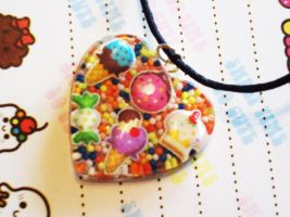 I want candy necklace by Daisy--Chains