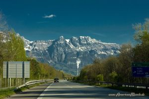 Swiss Alps by AmericanMuscle