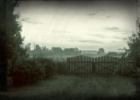 Morning, countryside by shoneon