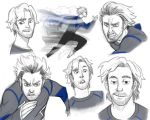 Quicksilver skecthes by pencilHeadno7