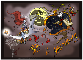 Happy Halloween!!!! XD by MecaniqueFairy