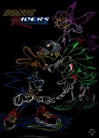 Sonic Rivals by Fission07