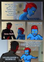 How the Wagners happened - Last chapter Page 2 by LauraFMeis