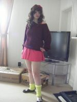 80s Mabel Pines cosplay by Llama-lady