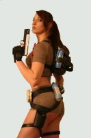 Tomb Raider Legend: Cool it by JennCroft