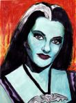 Lily Munster - The Munsters - Yvonne DeCarlo by smjblessing