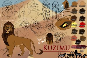 Kuzimu Character Sheet by DJ88