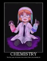 You should of took chemistry earlier by dragoonbb