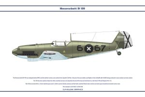 Bf 109 D-1 J88 4 by WS-Clave