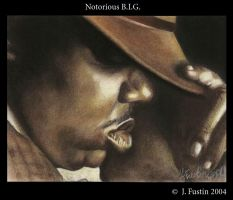 Notorious B.I.G. by pErs