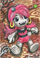 Muffia's Little SackPerson by MuffiaSmith
