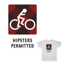 Hipsters Permitted by timtoe