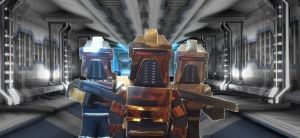 Cylons by wackywelsh