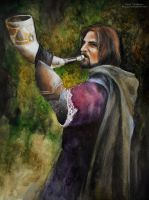 Boromir by MeduZZa13