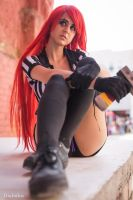 Red Card Katarina by JubyHeadshot