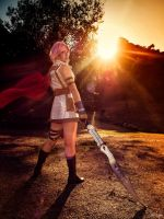 Lightning from FFXIII by SNTP