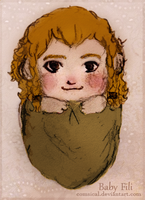 Baby Fili by Comsical