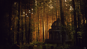 Elven cemetery by RobertoGatto