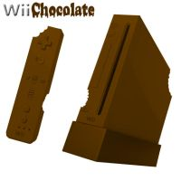 Wii-Chocolate by Zyln