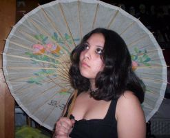 Chinese Umbrella_01 by astra-stock