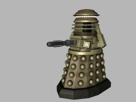 Special Weapons Dalek by FusionParadox