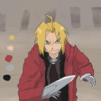 Edward Elric by Tain101