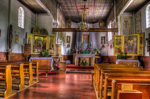 Inside of St. Marry Church by marrciano
