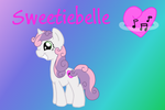 Sweetiebelle Teen by daisymeadows