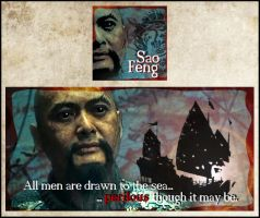 Kit avatar + banner Sao Feng by lilis-gallery