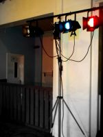 Stage Lights by RecycledGenius