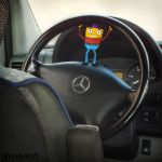 don't know how to drive ! by moslem-d