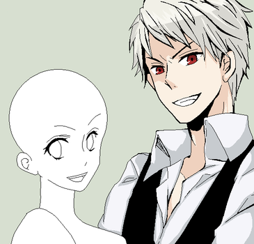 Prussia X OC Base by MidnightMaiden16