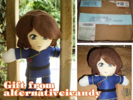 Nephrite Doll,Gift from alternativeicandy by anemoneploy
