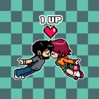 1 UP by rizaturker