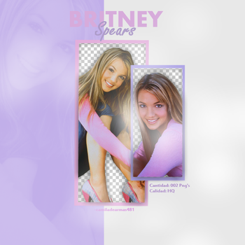Pack Png 111 - Britney Spears by camiladearmas481
