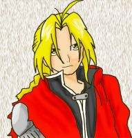 Edward Elric by Tailef