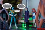 Twelfth Doctor is not a JDF fan... by ZaEmpera