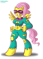 Flutterhulk by SB99stuff
