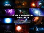Wallpaper Pack 1 by GlennClovis