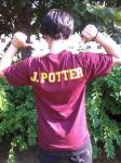 James Potter by PixiePokers