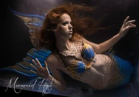 Mermaid Hyli tank shoot by MermaidHyli