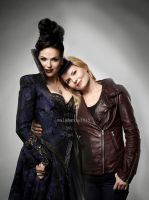 The Savior and The Evil Queen 2 by malshania