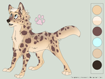 Telsia Ref. by snowflare123