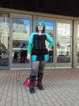 Gwen from Total Drama Island by SpikesLittleSister