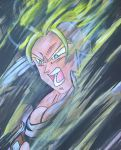 Trunks Energy by Kiz223