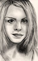Rose Tyler. by tenArt